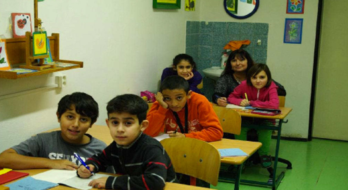 New approaches to education of Roma children, PRC SCCI (Slovakia)